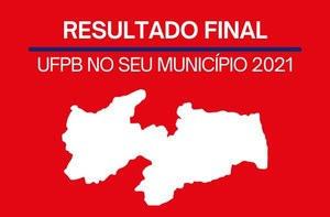 Programa UFPB no seu município
