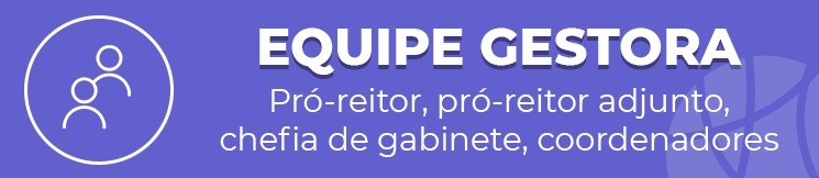 Equipe gestora_Composição texto +ícone