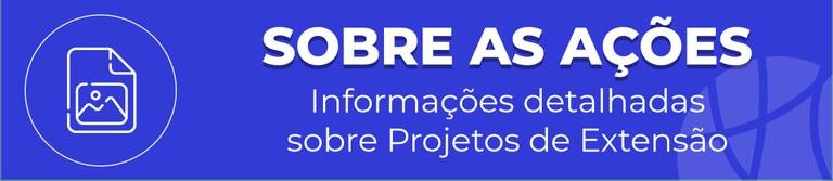 Informações das ações de extensão da UFPB