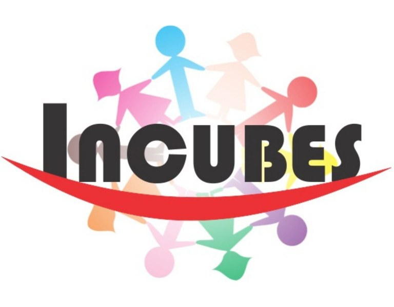 Logomarca INCUBES